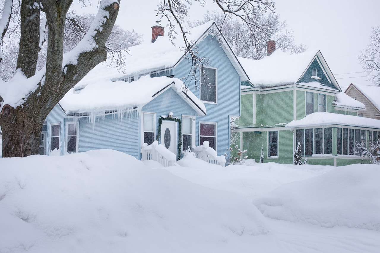 How To Keep Melting Snow From Flooding Your Basement Putman - Basement keeps flooding