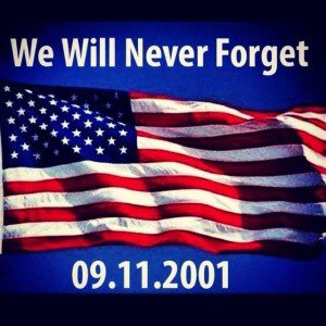 We won't forget